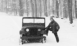 Ben Zenger - 1954 Willys M38A1
