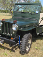Guy Morton's 1952 Willys CJ-3A
