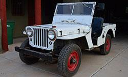 Harry Golden - 1946 Willys CJ-2A