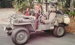 James Landress - Willys CJ-2A