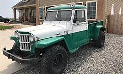 Lance Larson - 1953 Willys Truck