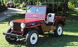 Luc Genton - Willys CJ-2A