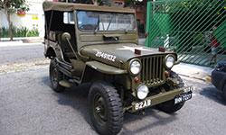 Ricardo Borrelli - 1952 Willys CJ-3A