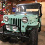 My Father's CJ-3B – Back at Home and Restored
