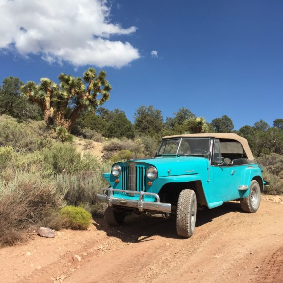 Russ Chapman's 1948 Willys Jeepster