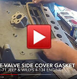 Valve Cover - Build Your Willys