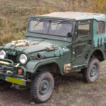 From the Kaiser Willys Blog Archives: A Customized CJ-5