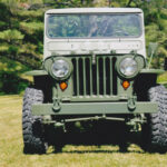 Then and Now – 52 Years of History with My Willys M38