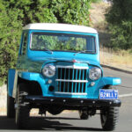 """A Willys Truck that Evokes """"Back in the Day"""" Memories"""