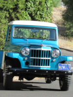 Scott Porter's 1962 Willys Pickup