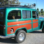 Peter Meyer's 1956 Willys Station Wagon