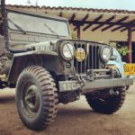 A High School Student in Colombia Restores his Fathers Willys M38