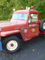 Christopher Gregor's 1962 4WD Pickup
