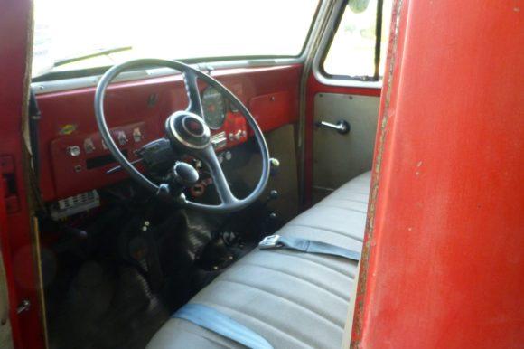 Christopher Gregor's 1962 4WD Pickup