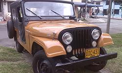 Carlos Gerardo Rengifo - Willys M170