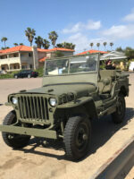 Christopher Blauw's 1944 Willys MB