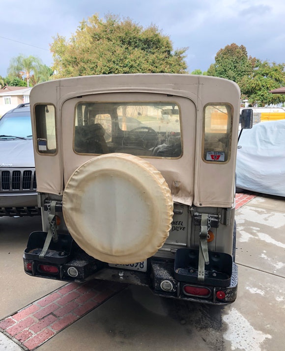 Craig Reed's 1964 Jeep CJ-5