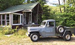 Jérôme Trépanier - 1954 Willys Truck