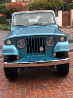 Paul Johnson's 1967 Jeepster Commando