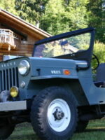 Michael Witt 1953 Willys CJ-3B