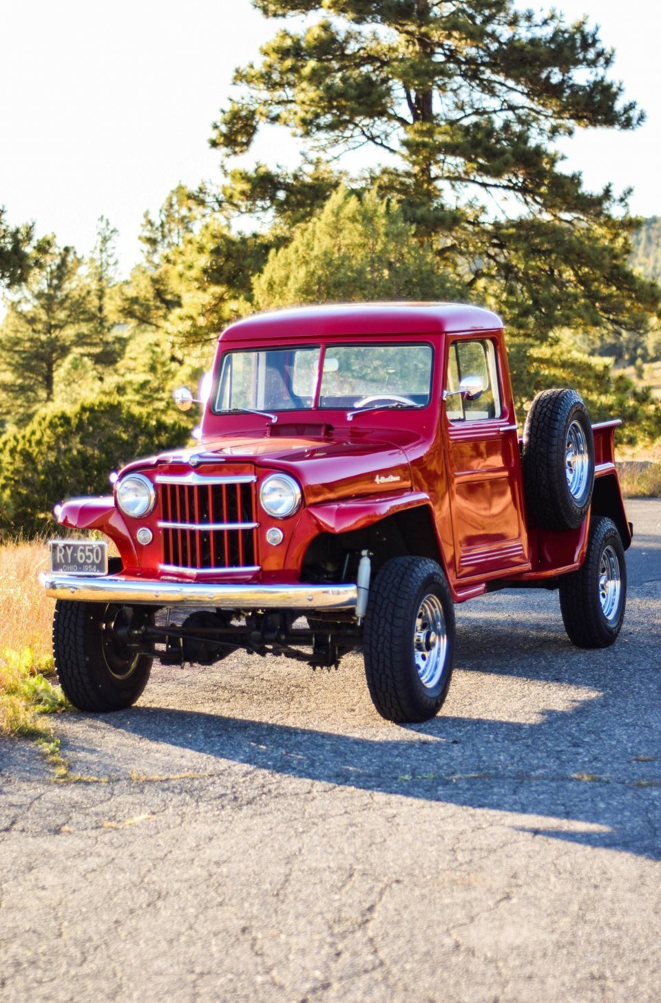 Alan St Germain Kaiser Willys Jeep Blog 1941 Pickup Trucks 1954 Truck