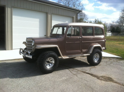 Andy Titus Kaiser Willys Jeep Blog