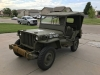Curtis Crain 1943 Willys MB