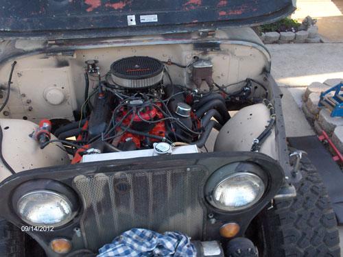 david alberson kaiser willys jeep blog