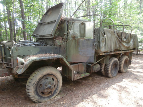 Edward Anderson :: Kaiser Willys Jeep Blog