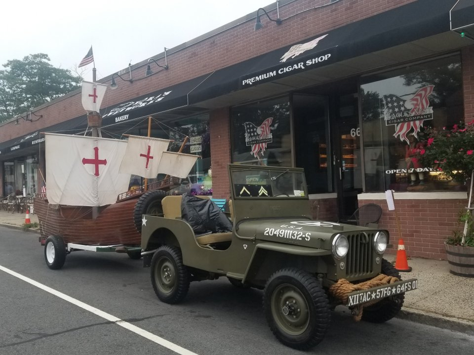 George Oberlander :: Kaiser Willys Jeep Blog