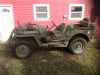 1942 Willys MB