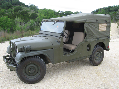 Military Jeep Parts >> Jimmy Parks :: Kaiser Willys Jeep Blog