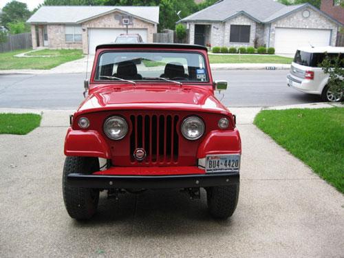 Leland Larson Kaiser Willys Jeep Blog