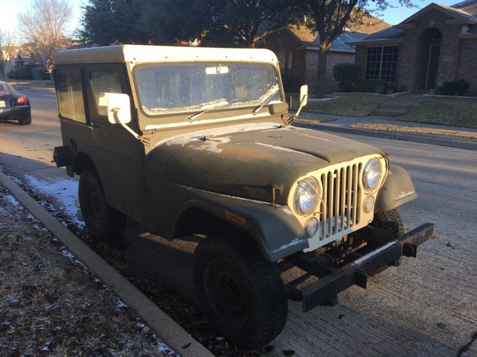 Mark Randall    Kaiser Willys Jeep Blog