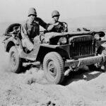 Military Jeep Vehicle Markings