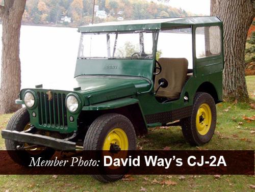 David Way's CJ2A