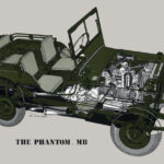 Find the errors in this Phantom MB Willys Poster