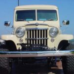 Kaiser Willys Jeep of the Week: 007