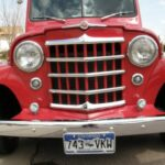Kaiser Willys Jeep of the Week: 005