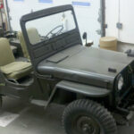Steven Casella's 1952 Willys M38 Jeep