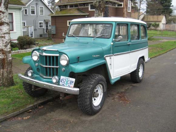 Kaiser Willys Jeep of the Week: 015 :: Kaiser Willys Jeep Blog