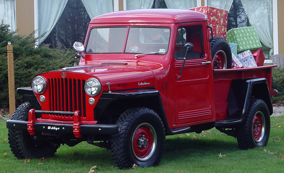 Willys Truck Fuse Box - Wiring Diagrams List on