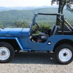 Kaiser Willys Jeep of the Week: 016