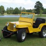 """Yellow Bird"" 1947 CJ-2A – An Old Friend"