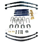 Leaf Spring Assemblies: Willys Jeep Parts