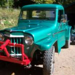 Kaiser Willys Jeep of the Week: 065