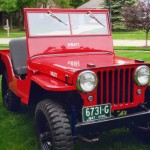 Kaiser Willys Jeep of the Week: 092