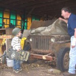 A Special Willys Jeep Rediscovery