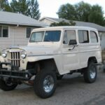 Kaiser Willys Jeep of the Week: 086