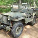 "Willys M38 ""Yard Sale"""